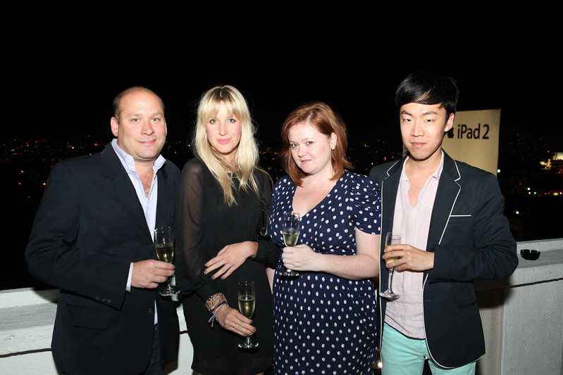 1110181-013    LOS ANGELES, CA - OCTOBER 2: The Pacific Standard Time: Art in LA 1945-1980 event after party at the Chateau Marmont on October 2, 2011 in Los Angeles, California. (Photo by Ryan Miller/Capture Imaging)