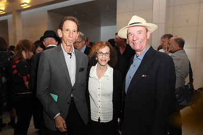 1110179-003    LOS ANGELES, CA - OCTOBER 2: The arrivals for the Pacific Standard Time: Art in LA 1945-1980 opening event held at the Getty Center on October 2, 2011 in Los Angeles, California. (Photo by Ryan Miller/Capture Imaging)