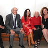 1110179-008    LOS ANGELES, CA - OCTOBER 2: The arrivals for the Pacific Standard Time: Art in LA 1945-1980 opening event held at the Getty Center on October 2, 2011 in Los Angeles, California. (Photo by Ryan Miller/Capture Imaging)