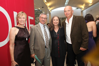 1110179-002    LOS ANGELES, CA - OCTOBER 2: The arrivals for the Pacific Standard Time: Art in LA 1945-1980 opening event held at the Getty Center on October 2, 2011 in Los Angeles, California. (Photo by Ryan Miller/Capture Imaging)