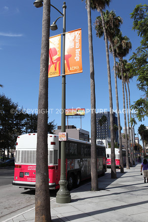 1110186-010    LOS ANGELES, CA - OCTOBER 2: Pacific Standard Time: Art in LA 1945-1980 free day activities at the Los Angeles County Museum of Art on October 2, 2011 in Los Angeles, California. (Photo by Ryan Miller/Capture Imaging)