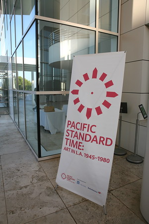 1109171-023    LOS ANGELES, CA - SEPTEMBER 27: The Pacific Standard Time press conference held at the Getty Center on September 27, 2011 in Los Angeles, California. (Photo by Ryan Miller/Capture Imaging)