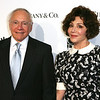 LOS ANGELES, CA - OCTOBER 2: Stewart Resnick (L) and Lynda Resnick (R) arrive during the Pacific Standard Time: Art in LA 1945-1980 opening event held at the Getty Center on October 2, 2011 in Los Angeles, California. (Photo by Ryan Miller/Capture Imaging)