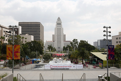 Pacific Standard Time LA/LA Grand Park Party at Grand Park Day Events