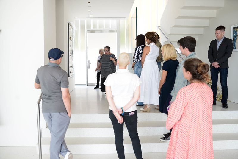 The Pacific Standard Time: LA/LA VIP Chara Schreyer Collection Tour