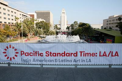 The Pacific Standard Time LA/LA Grand Park Party