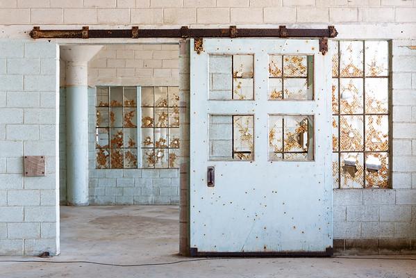 Doors of Alcatraz