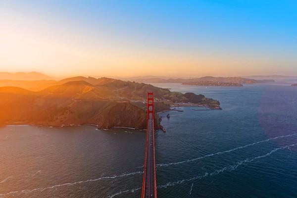 Golden Gate Sunsets