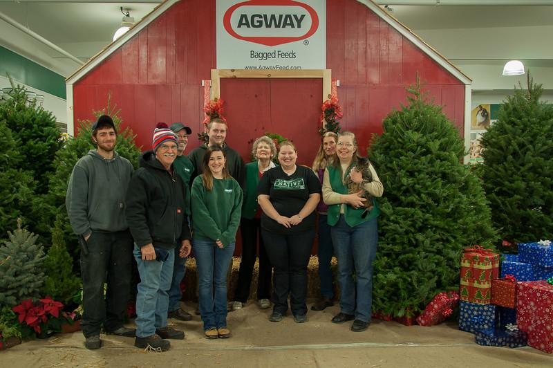 Agway Crew
