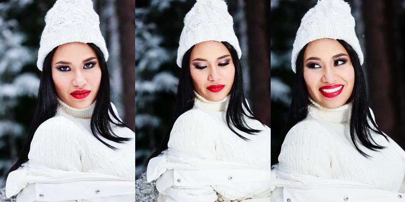 Jenny in Snow Trips
