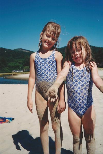 Courtney Sundin Childhood Scans