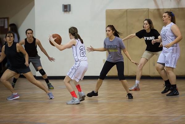 Shar and Austin Alumni Games