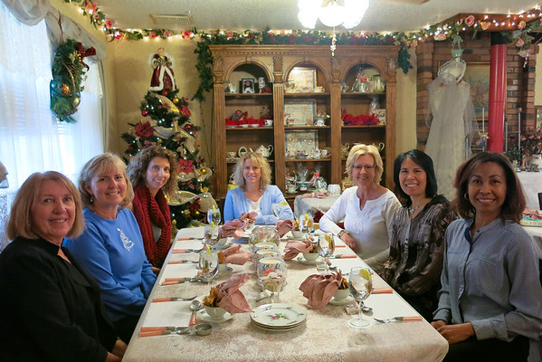 Kimberly Ann's Tea Room 2014