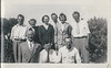 Clyde Nannie Marguerite Cecil Pearl Hermas LaFayette Eugene Paul Romines Cecil's Son's Funeral