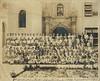 Pearl Romine 8th Grade Graduation Riverside CA 1929