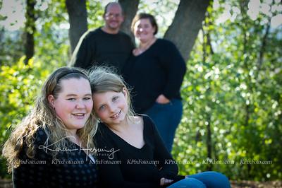 Petersen Family Portraits