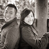 Phil and Maria Engagement : Engagement shoot at Rocky Point in Port Moody