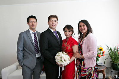 Hong Kong East Ocean Emeryville Wedding - Daniel and Phuong