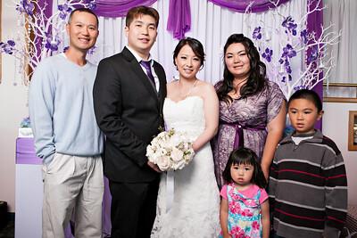 Hong Kong East Ocean Emeryville Wedding - Daniel and Phuong