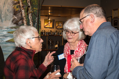 Placer Partners Annual General Meeting and Dinner at Trek Winery on Friday, November 16, 2018