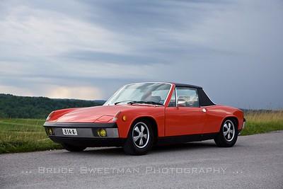Porsche 1970 914/6