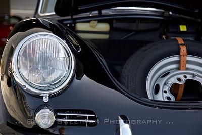 Karmann Hardtop has old-world 356 charm.