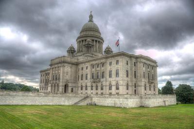 Rhode Island State Capitol Building. Providence, RI  ©Brian Glantz