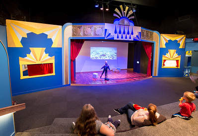 Portland Children's Museum Theater
