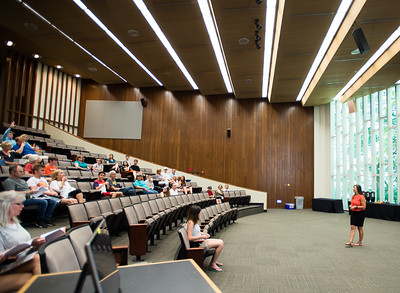 Council Chamber in Templeton Campus Center - Lewis & Clark College