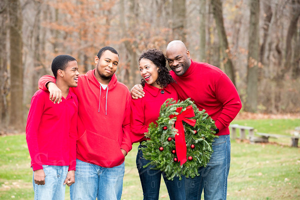 Clement Williams Family