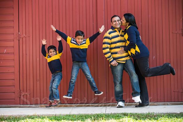 Gonzalves Family