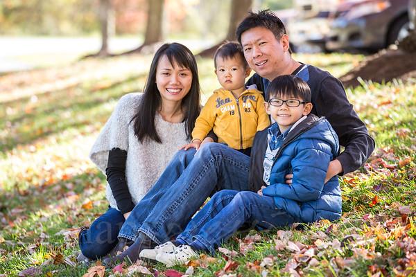 Joelle Toon Family