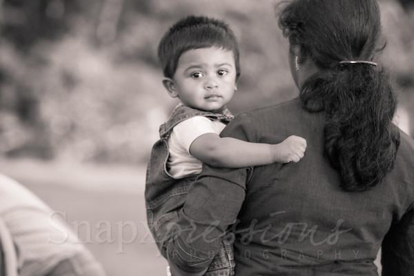 Kumaravel Family