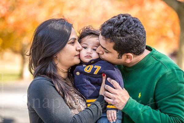 Shravanthi Bejjanki Family