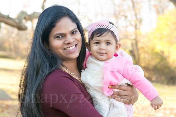Shushma Nedunuri Family