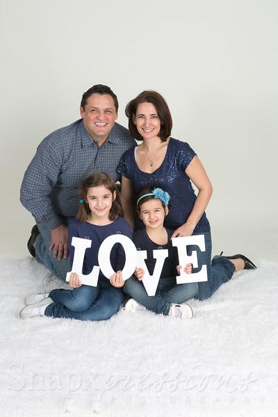 Sanchez Family and Kids Portraits