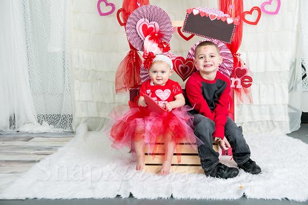 2015 Valentines - Creative Kids Portraits