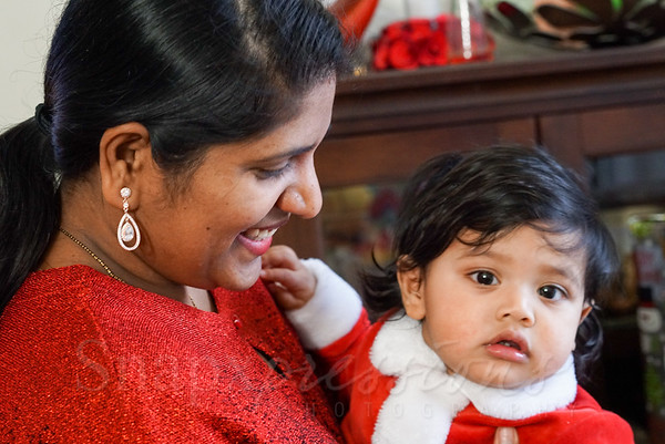 Tanish at 9 months