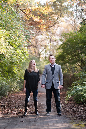 Audrey & Jon's Engagement Photos