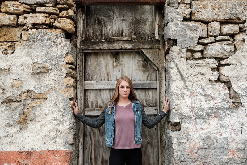 Katelyn's fall senior photos