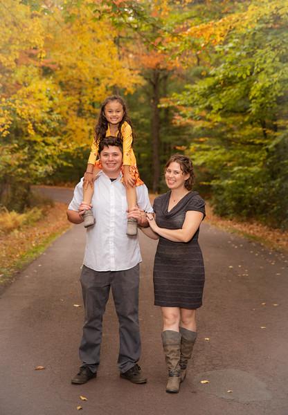 Christianna and Charlie Family