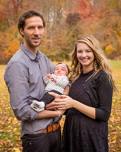 Stewart Fall Family Photo - Laurel Acres, Mt. Laurel, NJ