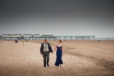 Lytham St Anns Beach Engagement