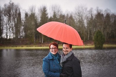 Kathleen + David