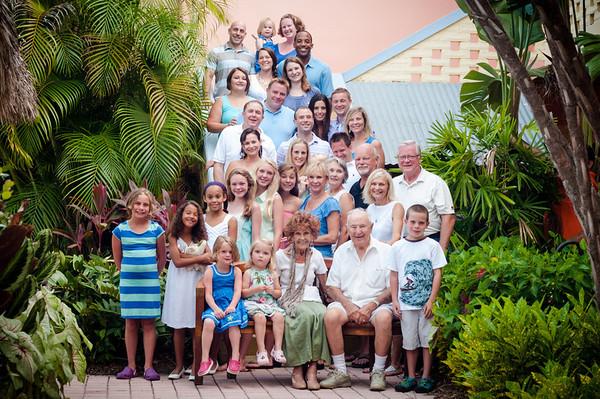 Tompson Family Reunion