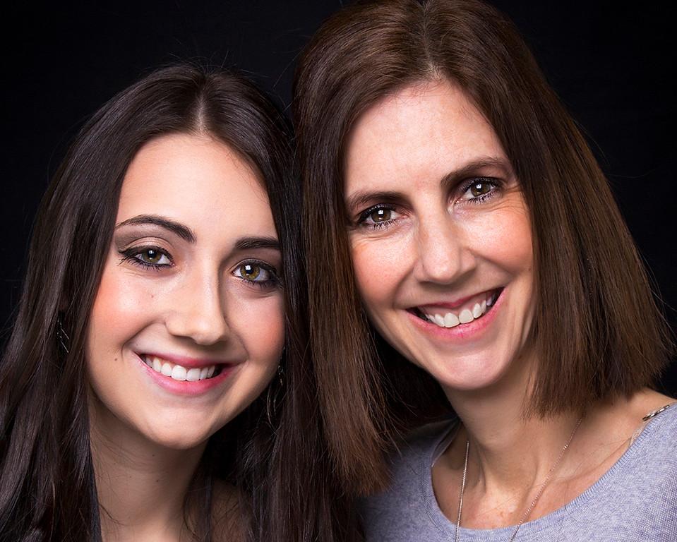 Spencer & her mom