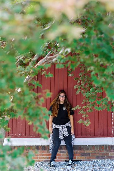 Senior Portraits | Celia