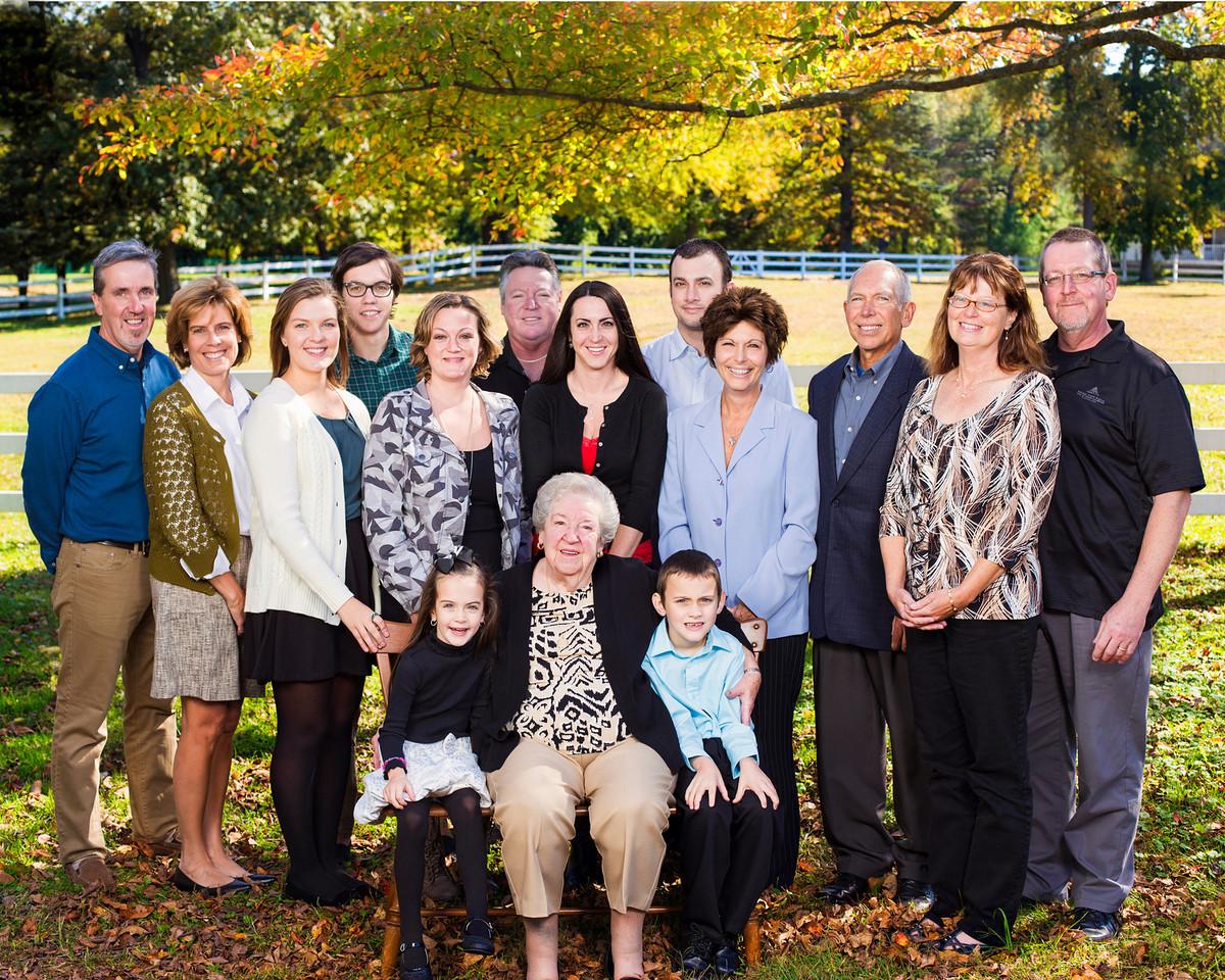 Trowbridge Family 90th Birthday Party