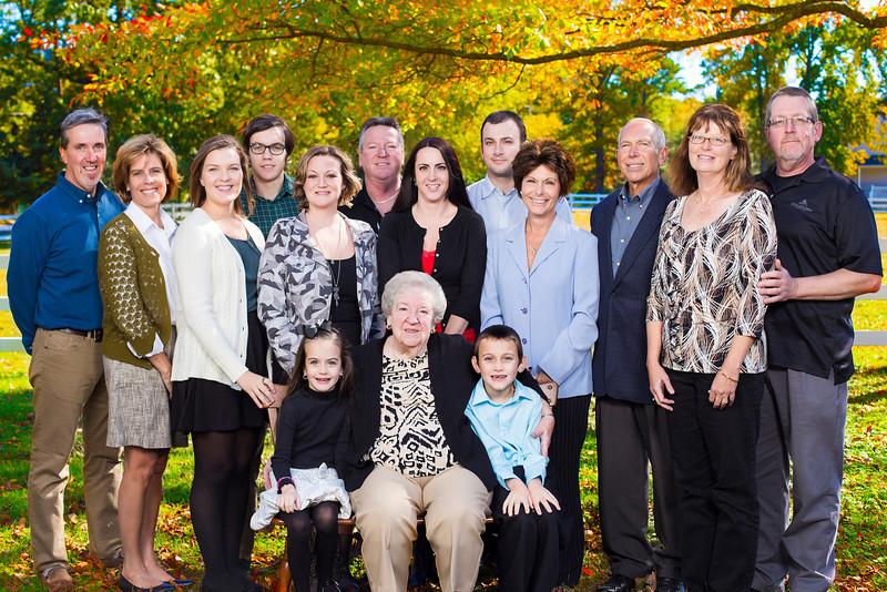 Trowbridge Family 90th Birthday Celebration