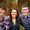 Cherry Hill Fall Family Photography